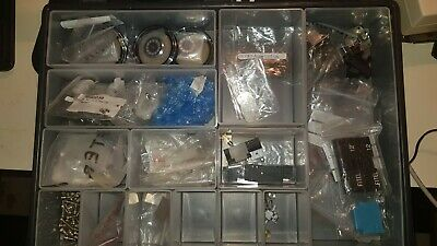 Miscellaneous Fitel S176 / S177 spare parts, CT-07 Cleaver-blades etc.