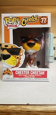 FUNKO POP! Chester Cheetah (Cheetos) Ad Icons 77