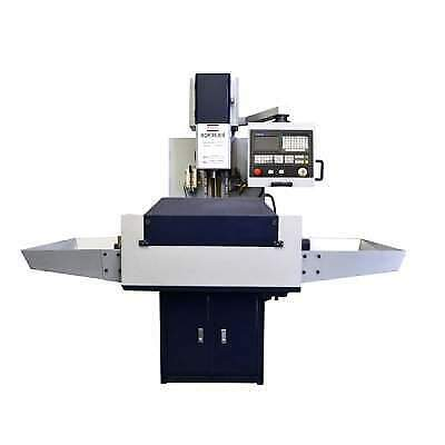 XQK9630S Industrial Grade 3 Axis CNC Milling Machine with 4th Axis Option
