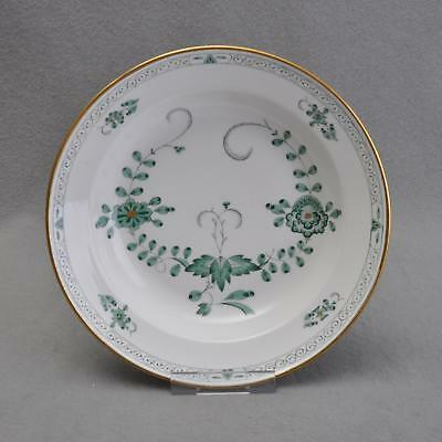 Meissen Indian Green/Indian Painting, Soup Bowl, Deep Plate, 1942, 1.W