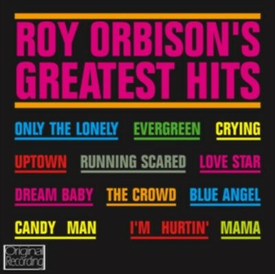 Roy Orbison Greatest Hits CD NEW