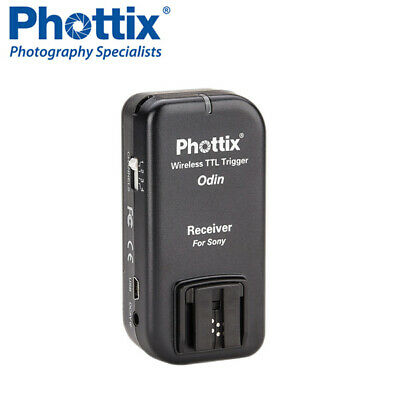 AU *Phottix Odin TTL Flash Receiver Only for Sony *CLEARANCE SALE*