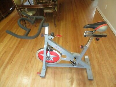Sunny Health Fitness Pro Indoor Cycling Exercise Bike SF-B901