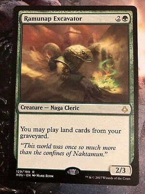 1x Ramunap Excavator Hour of Devastation MTG Magic the Gathering x1 MKE