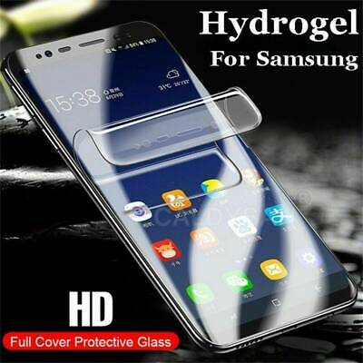 Hydrogel Screen Protective Guard Protectors Film For Samsung Galaxy Note 10 Plus