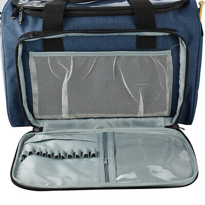 Project High Capacity Supplies Oxford Cloth Storage With Inner Divider Yarn Bag