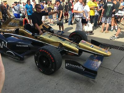 1, 2, 3, 4, up to 25  Indianapolis 500 After Race Car Garage passes 5/24/2020