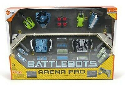 Build Your Own Battlebots Arena Pro 2 Pack