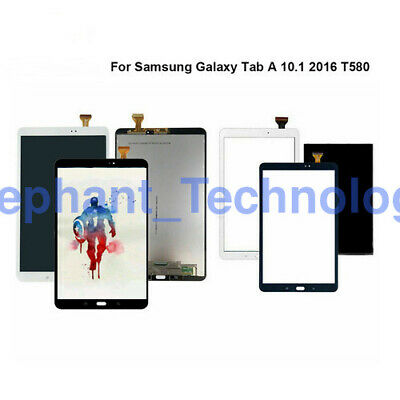NSW Touch Screen + LCD Display For Samsung Galaxy Tab A 10.1 2016 SM-T580