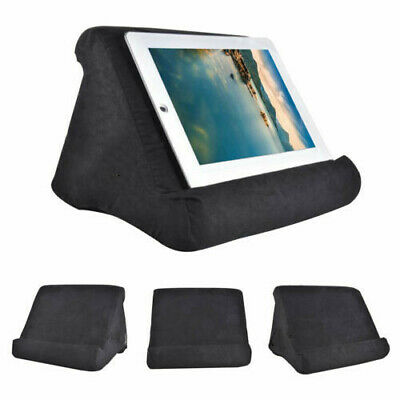 Multi-Angle Tablette Oreiller Mousse Coussin Support Sofa Book Lecture pour IPAD