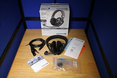 Beyerdynamic DT 297 V.11, 80 Ohms Professional Headset with connecting cable