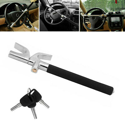 Universal Car Van Steering Wheel Lock Anti Theft Clamp Security U – Lock New UK