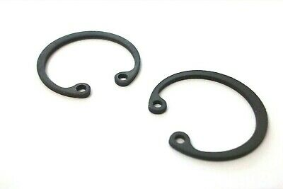 Internal circlips. DIN472. 25mm. C-Clip. Snap ring. Pack of 6. Top Quality