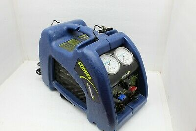 Bacharach Stinger 2000 Refrigerant Recovery Equipment Used Model 2000