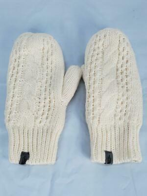 The North Face Women's Minna Mitts Vintage White Mittens Size Large