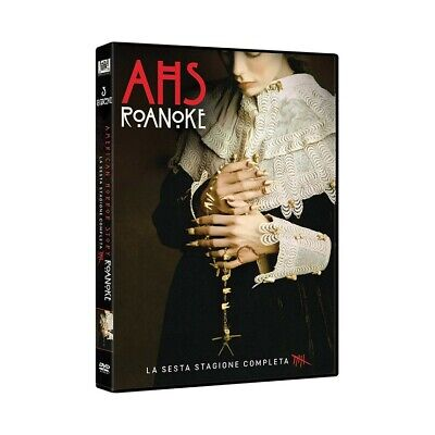American Horror Story Stagione 6 DVD
