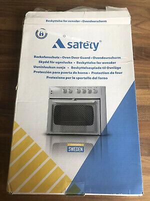 BNIB Safetots Baby Proofing Oven Guard