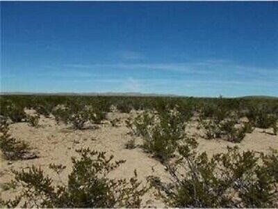 Power & Phone At Lot & County Rd Frontage 6.2 Texas Ac @Nm Border W/Great Views
