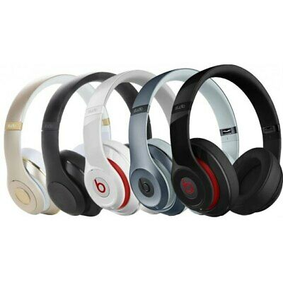 Authentic Beats by Dr Dre Studio 2 Wired Over-Ear Headphone - All Colors