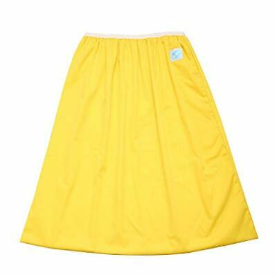 G.CORE Cloth Diaper Pail Liner Reusable Waterproof - 25 x 28 in - (Yellow)