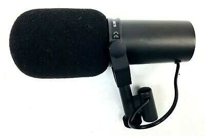 Shure SM7B Cardioid Dynamic Vocal Microphone (USED) SM7 B Mic