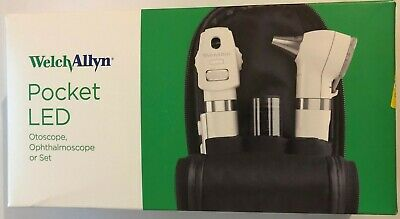 Welch Allyn 22870-BLK Pocket LED Otoscope Black