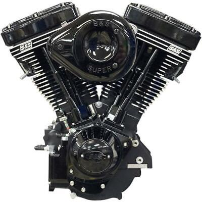 S/&S Cycle 170-0181A Air Cleaner Kit Stock CV Black 93-/'06 BT 07-/'10 Softail CVO
