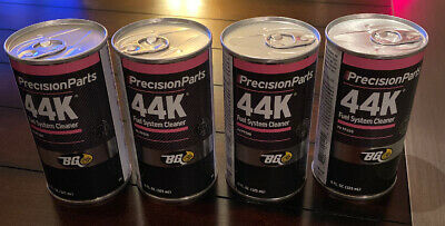 4 Cans BG 44k Fuel System Cleaner 11oz Gdi Professional Use