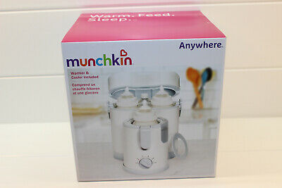 Munchkin Night and Day Bottle Warmer/Cooler SEALED! NEW