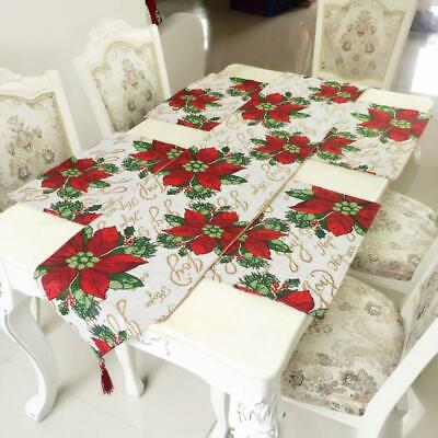 Placemats And Coasters New Set Christmas Disney Primark Felt Table Runner