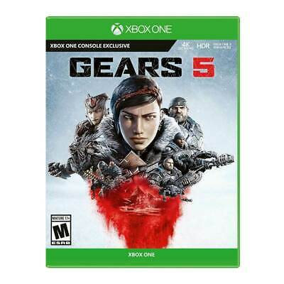 Gears of War 5 (Microsoft Xbox One) BRAND NEW SEALED