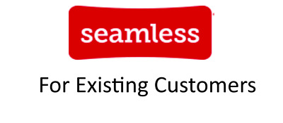 TWO Seamless.com $12 off $15 Code for EXISTING customers (Delivery Only)