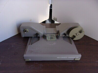 Canon  Motorized  Carrier 60 For Canon Microprinter 60