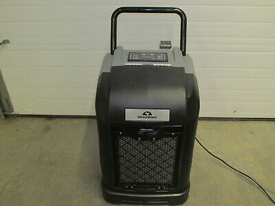 Whitewing Superdry 90 Pint Dehumidifier On Wheels w/Built In Pump PRO Grade