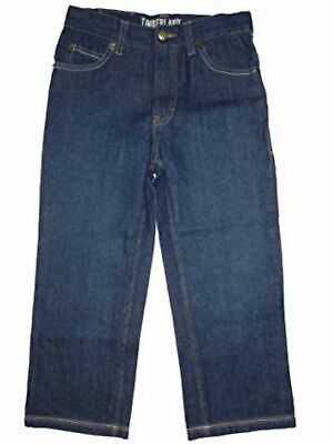 Timberland Kinder Jungen Hose Jeans Denim blau straight leg Boy Pants Boys 110