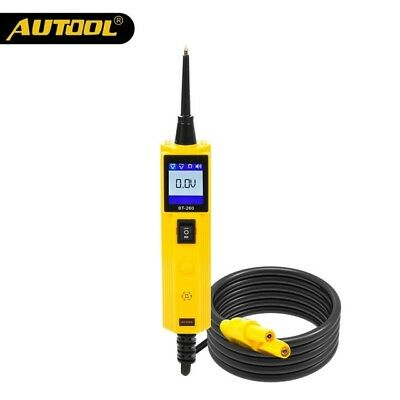 Autool BT-260 Electrical System LED Diagnostic Tool Car Battery Circuit Tester