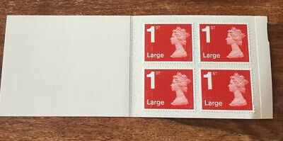 Royal Mail 4 x 1st Class Large self adhesive stamps  **FREE POSTAGE**