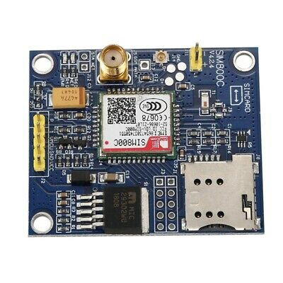 SIM800C Development Board GSM GPRS Module Support Message Bluetooth Audio I T6D9