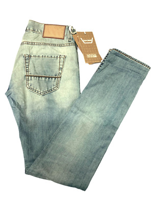 CARE LABEL jeans uomo mod BLUES 233 - BOY TIGHT 202 - MADE IN ITALY - 170€