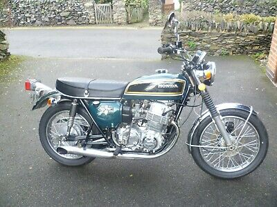 Honda CB750 1970 K1 Classic Motorcycle  US import UK registration Project
