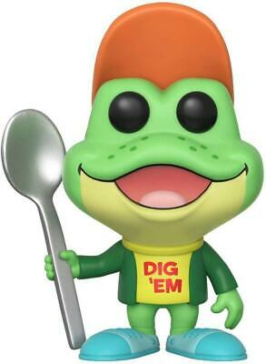 Funko Pop Ad Icons - Dig Em' Frog Collectible Figure, Multicolor