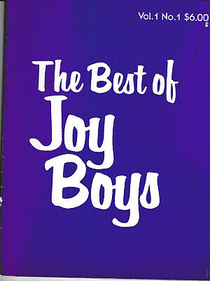 THE BEST OF JOY BOYS Vol. 1 No. 1