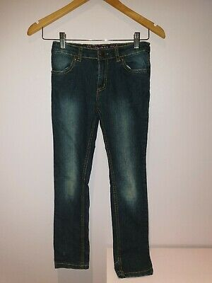 Skinny Fit Miss E-vie Jeans 9-10 Years Blue
