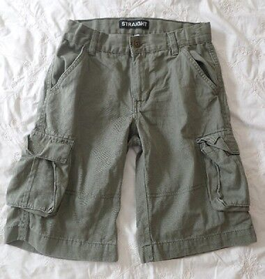 Urban 65 Outlaws Boys 100% Cotton Cargo Short Pants Size 10 Years