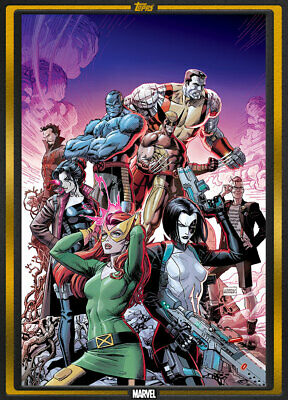 Topps Marvel Collect X-Force #1 GOLD Comic Book Day Nov 6 2019 [DIGITAL CARD]