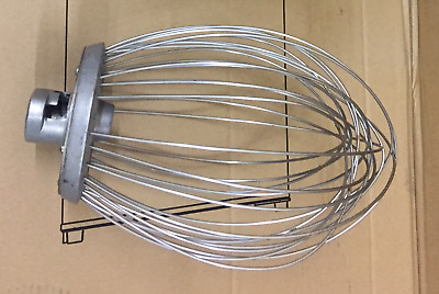 GENUINE HOBART 20qt MIXING MIXER WHIP WIRE WHISK STAINLESS STEEL