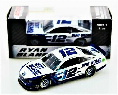 Ryan Blaney 2019 ACTION 1:64 #12 Dent Wizard Ford Mustang Nascar Monster Diecast