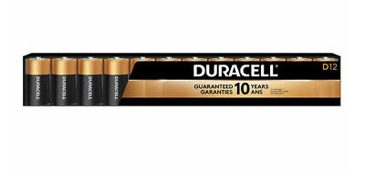Duracell D Size Coppertop Alkaline Batteries Long Lasting Free Express Post