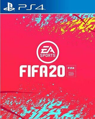 Fifa 20 (PS4 PLAYSTATION 4) (New) (Quick Dispatch)