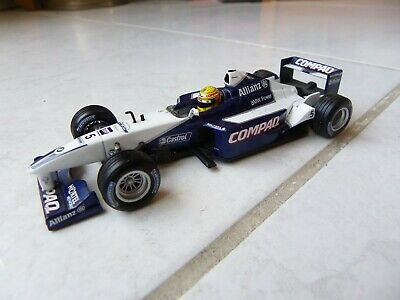 WILLIAMS FW23  2001 RALF SCHUMACHER  FORMULA 1 AUTO COLLECTION #129 1:43